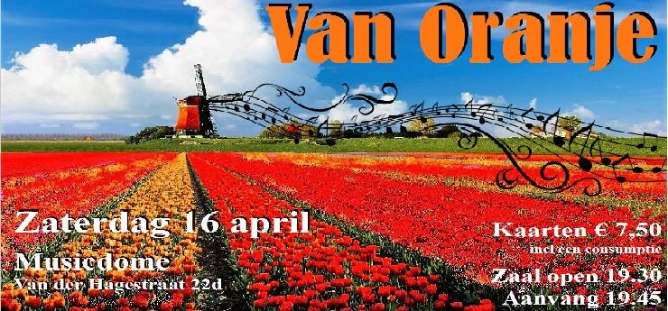 Voorjaarsconcert Harmonie op 16 april