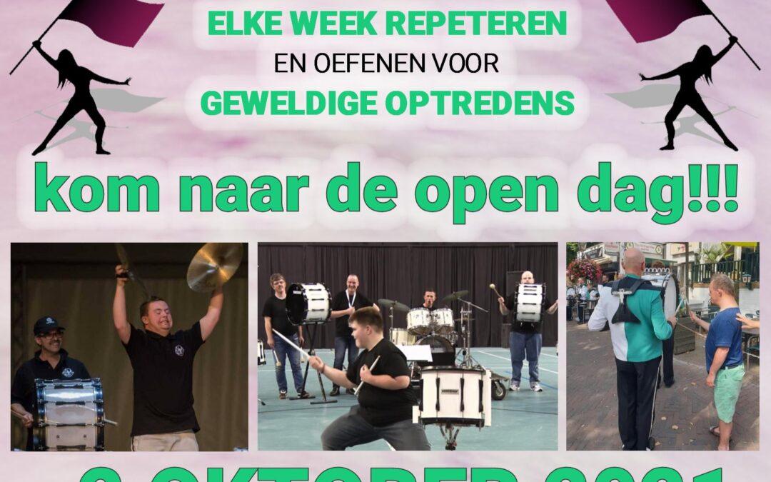 Open Dag Harpe Davids Unlimited